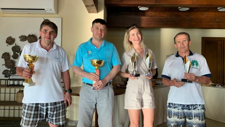 11 мая на «Свияжских холмах» прошёл открытый турнир по гольфу в честь Дня Победы и открытия сезона гольфа