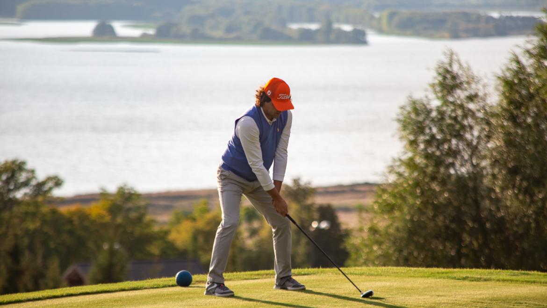 Лига гольфа в гольф-клубе «Свияжские холмы»