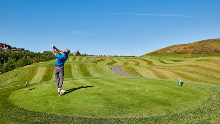 Скоро открытие гольф-сезона 2021