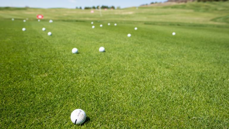 Открытие гольф-сезона