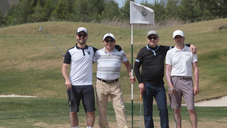 Турнир в честь открытия гольф-сезона 2021