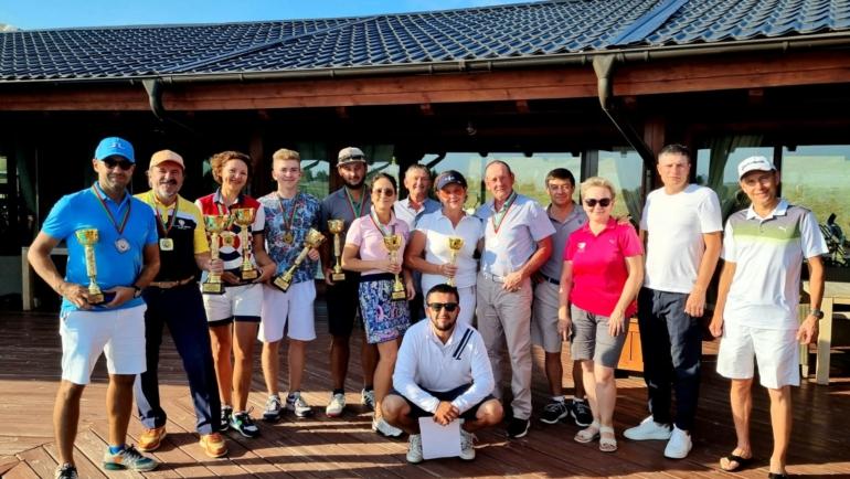 Результаты X открытого чемпионата  Республики Татарстан по гольфу